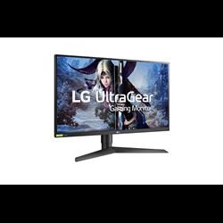 "LG 27GL850-B QHD Nano IPS G-Sync Gaming Monitor 144Hz 27"""