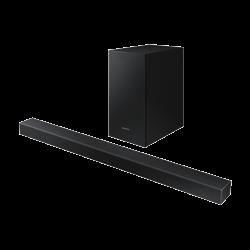 SAMSUNG HW-T450/EN SoundBar 2.1 200 Watt Wireless Subwoofer Black