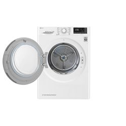 LG RH90V5AV6Q 9 Kg με αντλία θερμότητας WiFi EcoHybrid A++