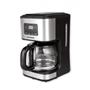 HEINNER HCM-D915 Καφετιέρα με χρονοδιακόπτη Inox