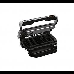 TEFAL GC716D12 Optigrill+ Grill-Waffles Silver