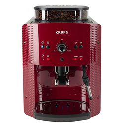 KRUPS Roma EA8107 1450 Watt 15 bar Red